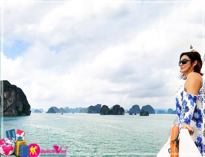 Du lịch Miền Bắc - Hạ Long - Tràng An - Bái Đính giá tốt mùa Thu 2017