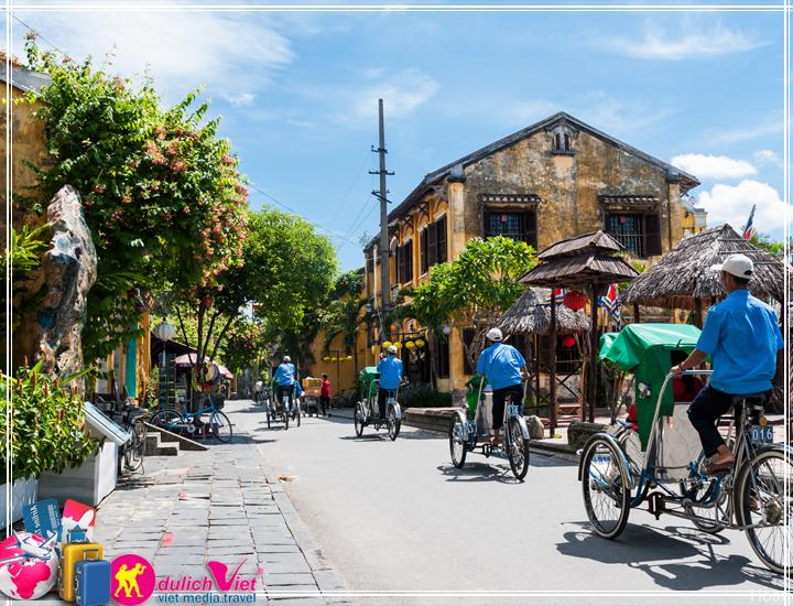Du lịch Miền Trung - Huế - KDL.Bạch Mã 4 ngày giá tiết kiệm (T12/2017)