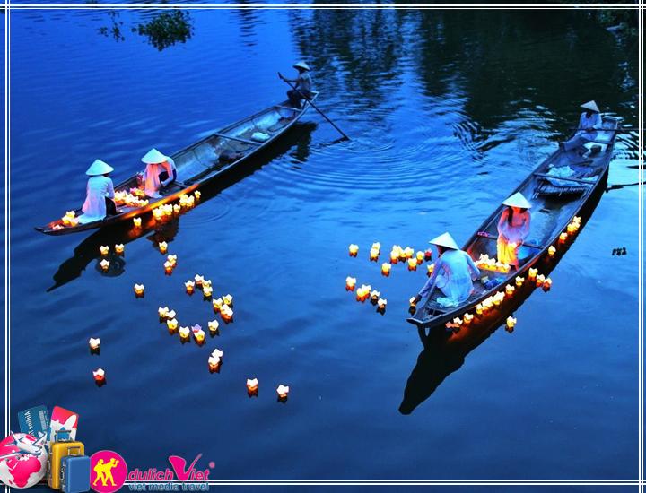 Du lịch Miền Trung - Đà Nẵng - Hội An  - Huế - Hồ Truồi Bạch Mã dịp Lễ 2/9 4 ngày