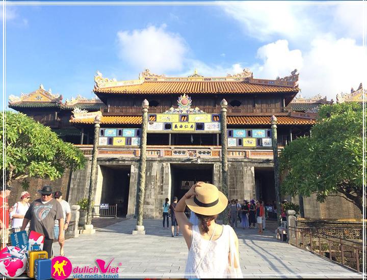Du lịch Miền Trung - Đà Nẵng - Huế - Động Phong Nha 4 ngày (T12/2017)