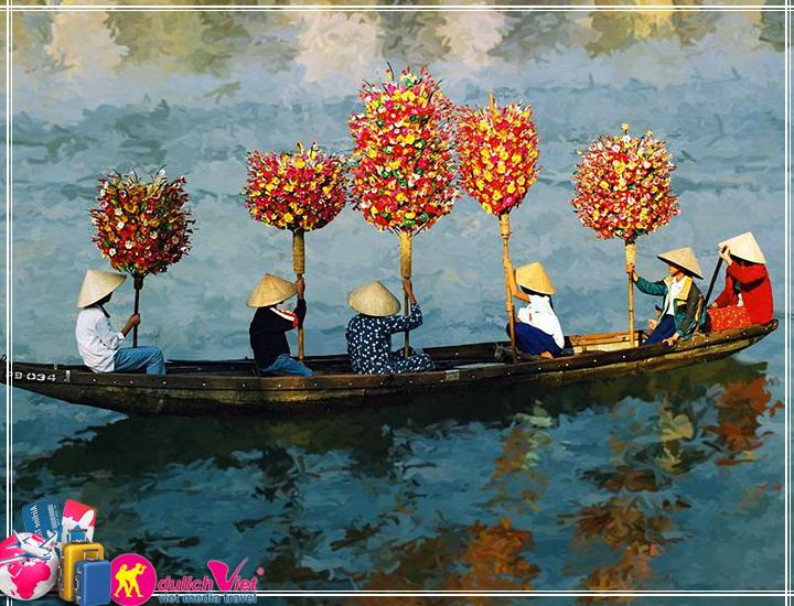 Du lịch Miền Trung - Phong Nha 5 ngày khuyến mãi Vietnam Airlines 2018