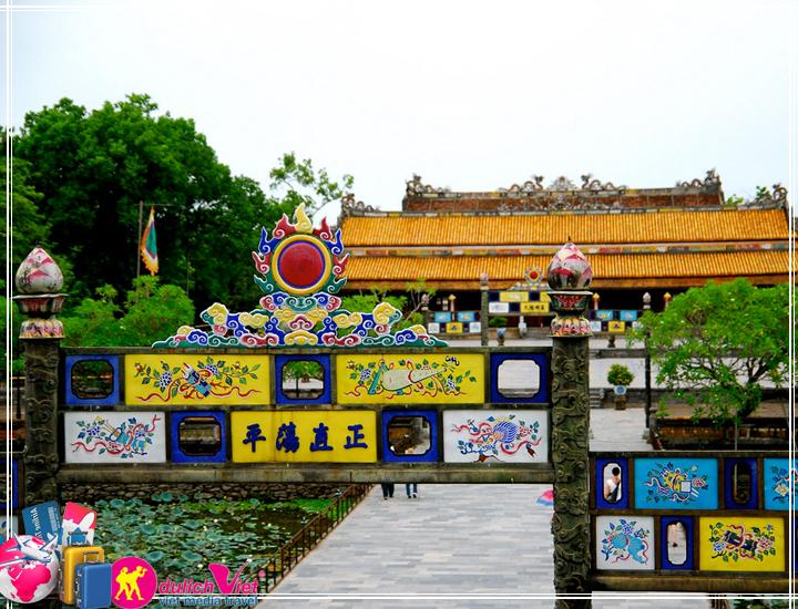 Tour Miền Trung - Đà Nẵng - Huế - Hồ Truồi mùa Thu 2017 bay từ Sài Gòn