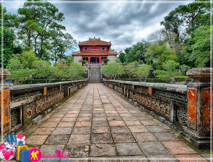 Tour Miền Trung - Đà Nẵng - Bà Nà - Hội An - Huế giá tốt (T12/2017)