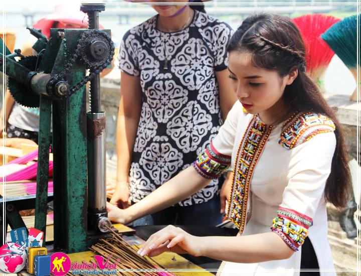 Du lịch Miền Trung - Hội An - Huế tham quan Festival giá tốt 2017