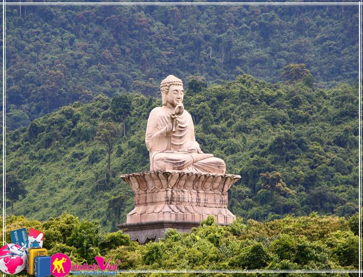 Du lịch Miền Trung - Hồ Truồi Huế Lễ hội pháo hoa Quốc tế Đà Nẵng 2017