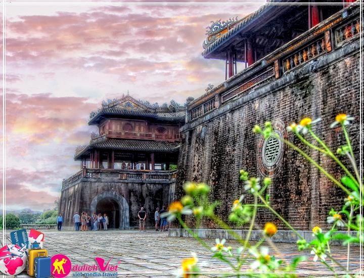 Du lịch Miền Trung - Hội An 3 ngày mùa Giáng Sinh & Tết dương lịch 2018