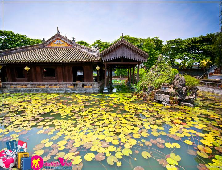 Du lịch Miền Trung - Đà Nẵng - Huế mùa Thu 2017 khởi hành từ Sài Gòn