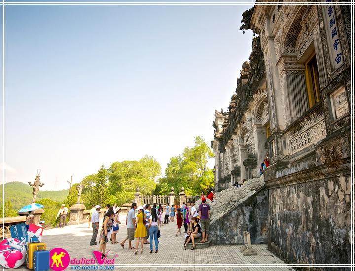 Du lịch Xuyên Việt - Đà Nẵng - Bà Nà - Huế - Động Thiên Đường 11 ngày