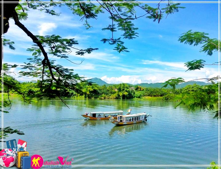 Du lịch Miền Trung - Huế - La Vang - Thiên Đường Hè 2017 từ Sài Gòn