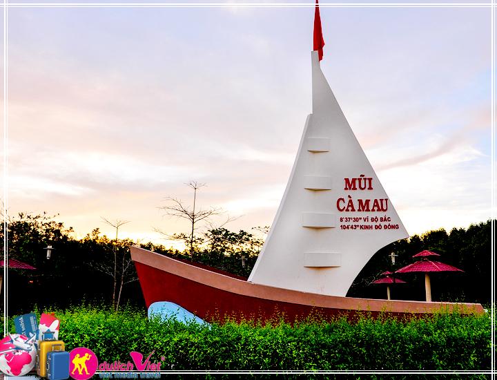 Du lịch Cần Thơ - Cà Mau - Sóc Trăng Bạc Liêu 4 ngày giá tốt Hè 2017