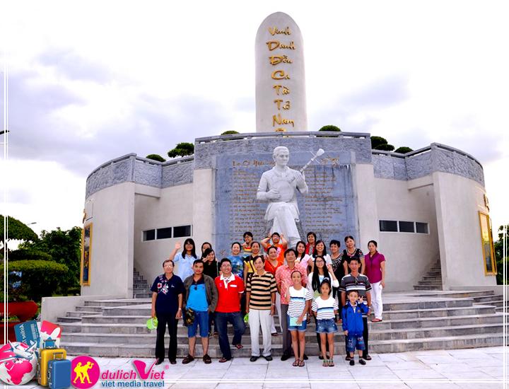 Du lịch Miền Tây - Du lịch Cần Thơ - Cà Mau - Sóc Trăng - Bạc Liêu 4 ngày mùa thu 2017