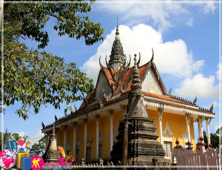 Du lịch Miền Tây - Du lịch Sóc Trăng - Cồn Mỹ Phước - Côn Đảo 4 ngày giá tốt mùa Thu 2017