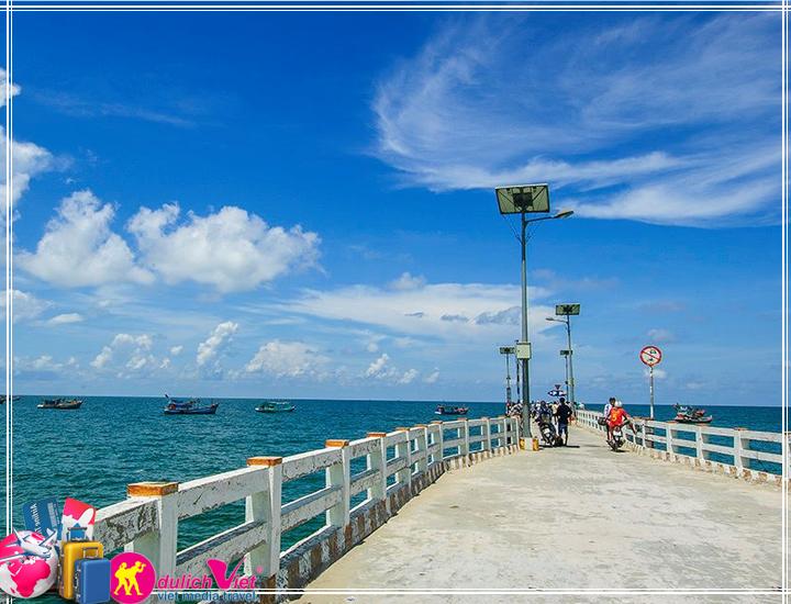 Du lịch Miền Tây - Du lịch  Hòn Sơn - Nam Du 3 ngày 3 đêm giá tốt (T12/2017)