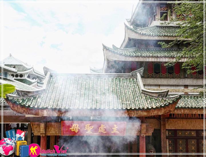 Chương trình du lịch Châu Đốc - Trà Sư 2 ngày 2 đêm khởi hành lễ 2/9
