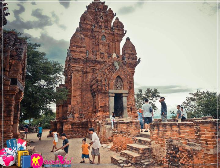 Du lịch Đảo Bình Hưng - Ninh Chữ 2 ngày 2 đêm dịp Tết dương lịch 2018