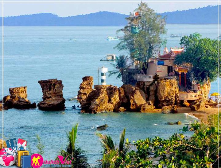 Tour Hà Tiên - Phú Quốc - Vinpearl 3 ngày 3 đêm khởi hành mùa thu 2017