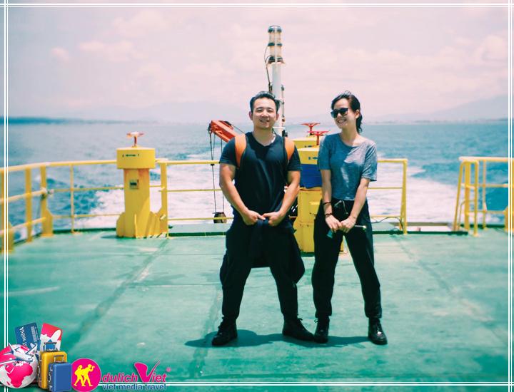 Du lịch Thiên đường đảo Phú Quý, thưởng thức Cua Huỳnh Đế mùa Thu 2017