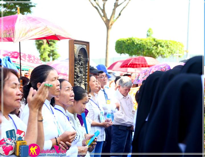 Du lịch Hành Hương Đức Mẹ TàPao 2 ngày giá tour tiết kiệm (T04/2018)