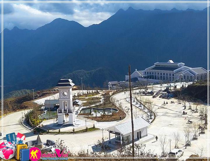 Du lịch Miền Bắc - Hạ Long - Sapa - Fansipan 5 ngày giá tốt dịp Lễ 2/9