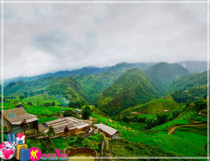 Tour Miền Bắc - Hà Nội - Hạ Long - Ninh Bình - Sapa 6 ngày (T11/2017)