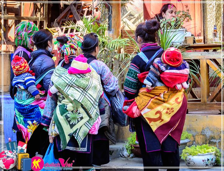Tour Hà Nội - Sapa - Chinh Phục Đỉnh Fansipan 4 ngày dịp lễ 2/9