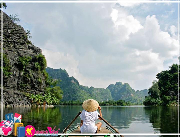 Du lịch Miền Bắc - Hạ Long - Ninh Bình - Đầm Vân Long bay từ Sài Gòn