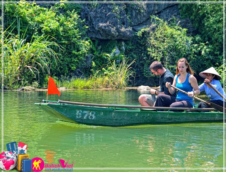 Tour Hà Nội - Hạ Long - Ninh Bình - Sapa khuyến mãi VIETNAM AIRLINES