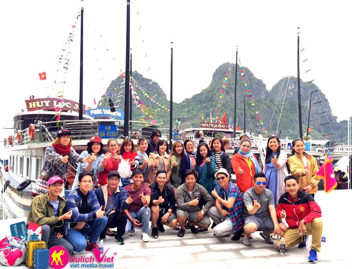 Du lịch Miền Bắc - Hà Nội - Hạ Long - Tràng An - Hàm Rồng Sapa Hè 2017
