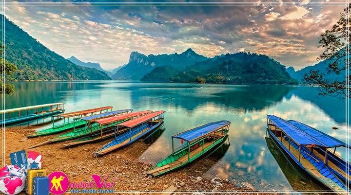 Du lịch Miền Bắc - Đông Bắc - Sài Gòn - Sủng Là - Lũng Cú - Đền Hùng (T2/2015)
