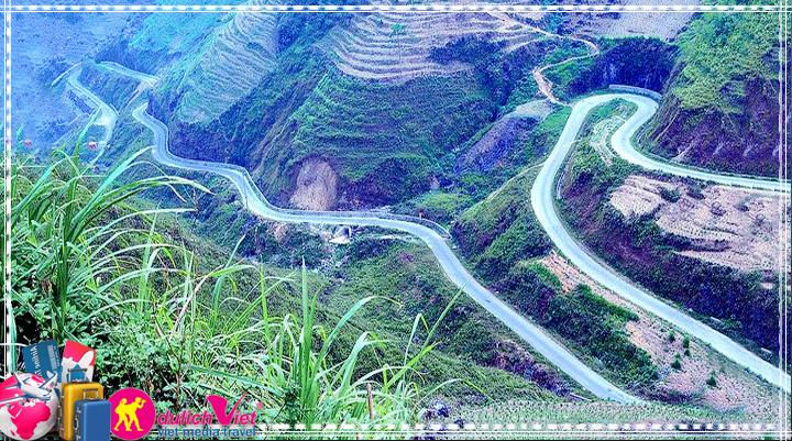 Du Lịch Đông Bắc - Bắc Kạn - Hồ Ba Bể - Thác Bản Giốc (T1/2015)