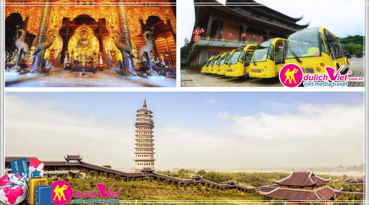 Du lịch Miền Bắc Lễ 30/4 và 1/5 khởi hành từ Sài Gòn (2015)