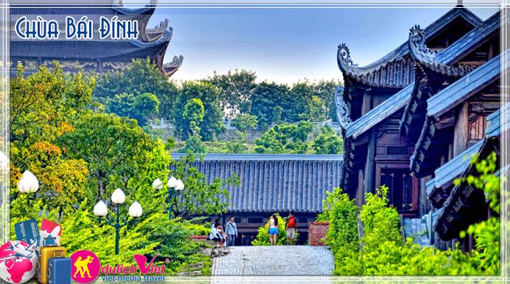Du Lịch Miền Bắc - Hạ Long - Ninh Bình - Giỗ tổ Hùng Vương & lễ 30/4