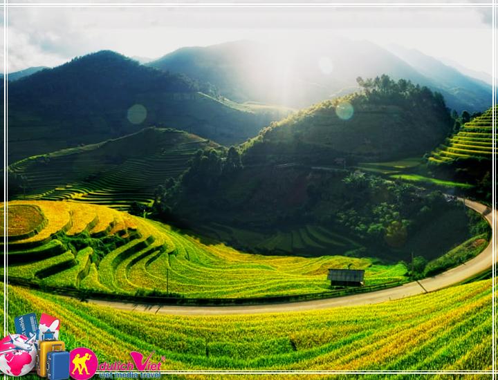 Du lịch Miền Bắc - Đông Bắc - Hà Giang - Thác Bản Giốc 5 ngày bay từ Sài Gòn