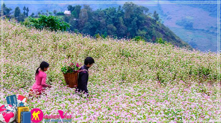 Du lịch Miền Bắc - Đông Bắc 5 ngày giá tốt 2016 khởi hành từ Sài Gòn