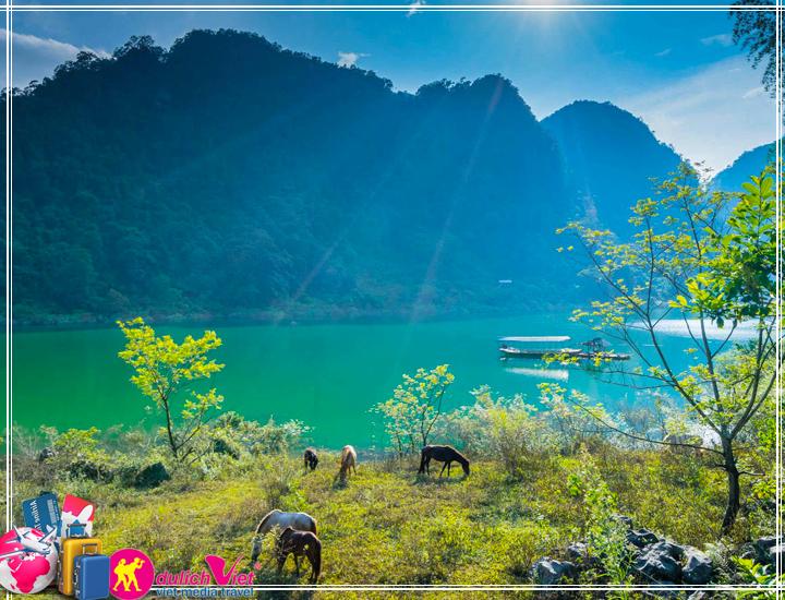 Du Lịch Đông Bắc - Hà Nội - Bắc Kạn - Hồ Ba Bể lễ 30/4 bay từ Sài Gòn
