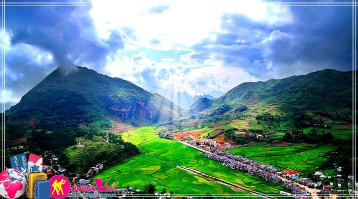 Du lịch Miền Bắc - Đông Bắc - HCM - Hà Giang - Sủng Là - Lũng Cú (T3/2016)