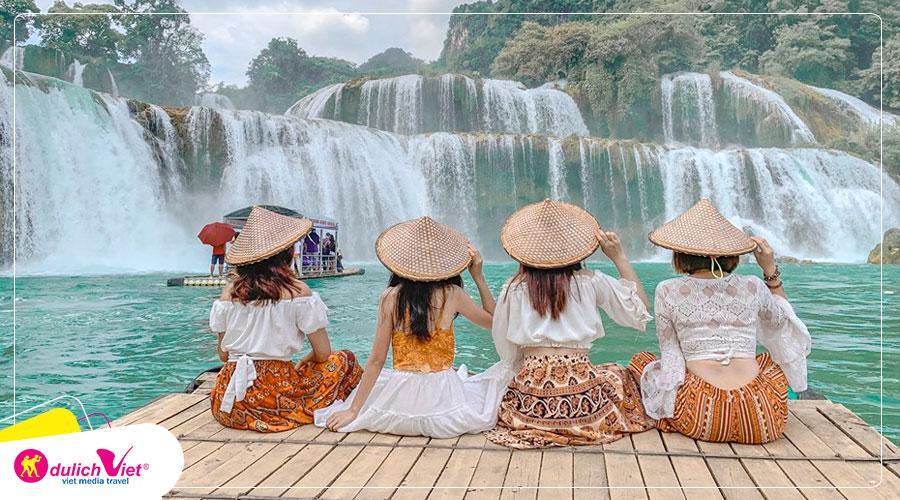 Du lịch Tết Dương lịch Hà Nội - Hà Giang - Đồng Văn - Lũng Cú từ Sài Gòn 2021