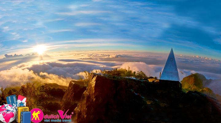 Du lịch Miền Bắc chinh phục đỉnh Phan-Xi-Păng 5 ngày Hè 2016