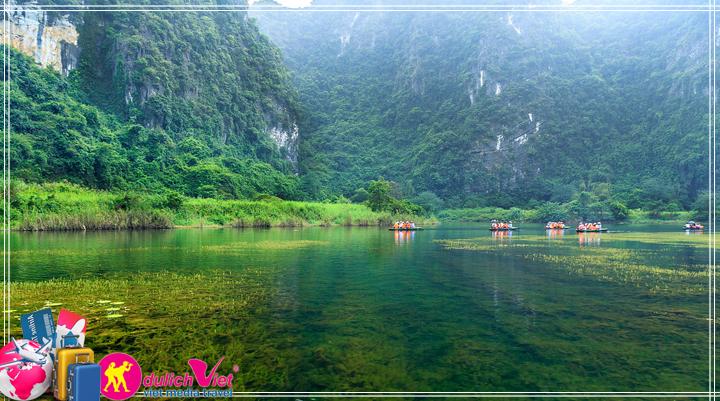 Du lịch Miền Bắc - Sài Gòn - Yên Tử - Hạ Long - Ninh Bình (T3/2016)