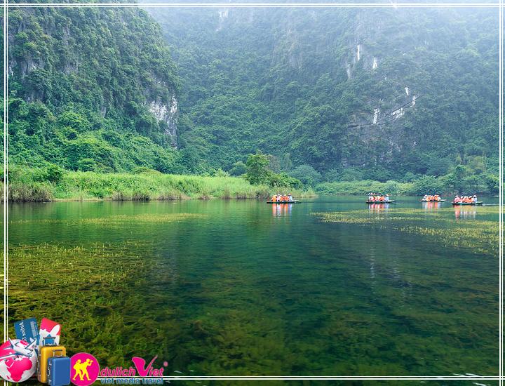Du lịch Miền Bắc - Hạ Long - Đền Đô - Ninh Bình Tết âm lịch 2017