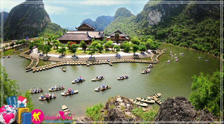 Du lịch Miền Bắc - Sài Gòn - Hạ Long - Ninh Bình - Sapa (T3/2016)