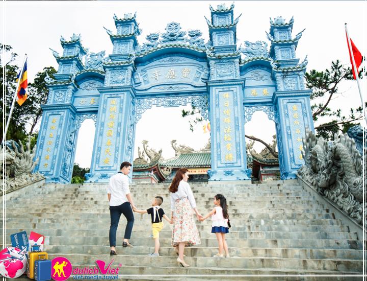 Du lịch Miền Trung - Thiên Đường 4N3Đ khuyến mãi Vietnam Airline