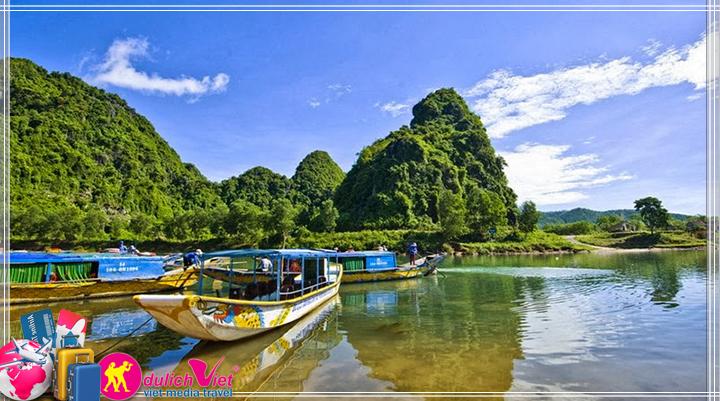 Du lịch Miền Trung - Phong Nha 5 ngày giá tốt dịp lễ 02/9 từ Sài Gòn