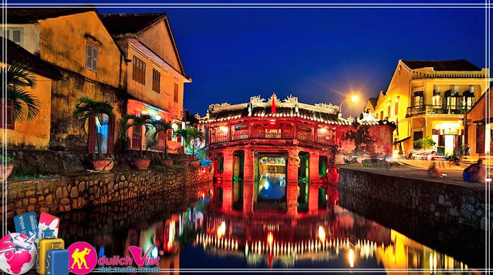 Du Lịch Miền Trung - Thiên Đường 5 ngày khuyến mãi hội chợ ITE 2016