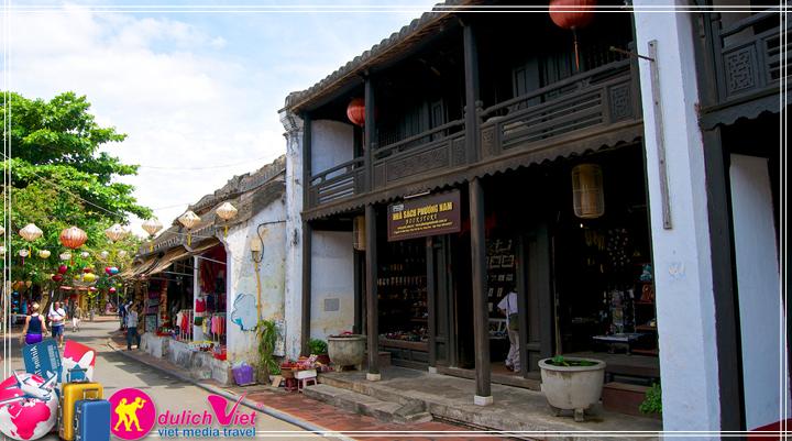 Du lịch Miền Trung - Hội An - Tắm Bùn Khoáng từ Sài Gòn (T8/2016)