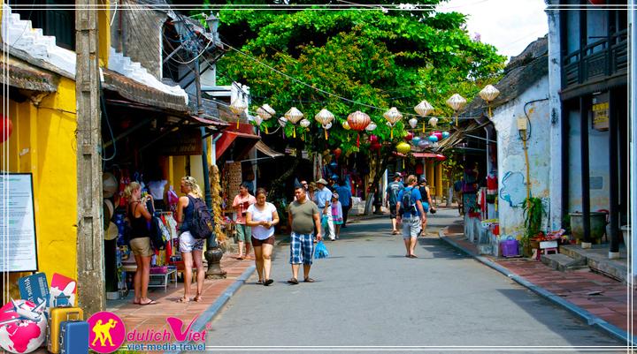 Du lịch Miền Trung - Hà Nội - Đà Nẵng - Bà Nà - Hội An dịp Hè giá tốt
