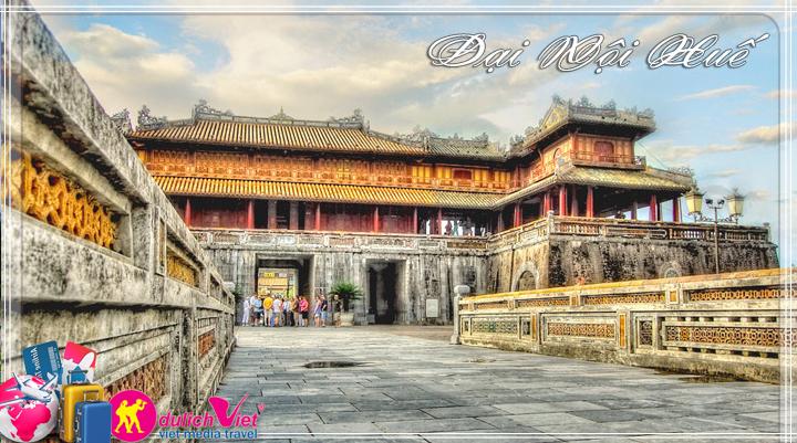 Du Lịch Miền Trung - Phong Nha 5 ngày dịp noel & Tết Dương Lịch 2017