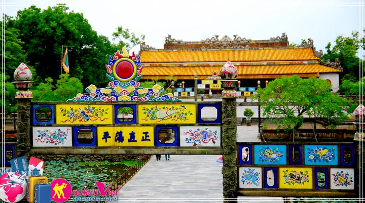 Du lịch Miền Trung - Phong Nha 5 ngày khuyến mãi hội chợ ITE 2016