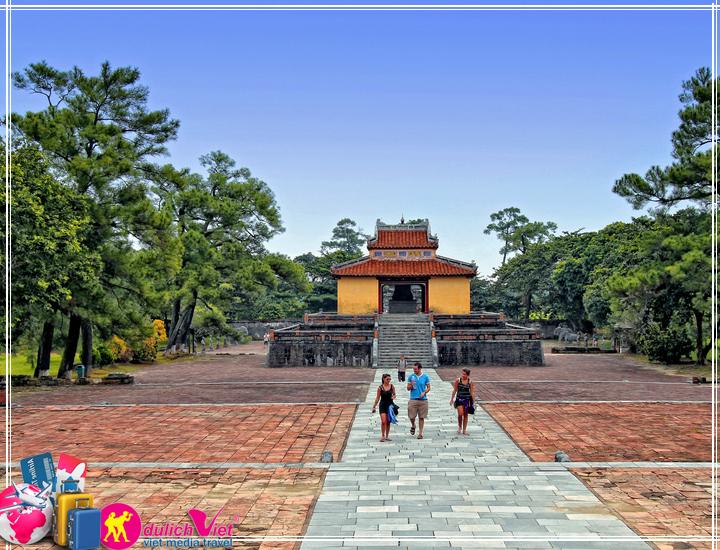 Du lịch Miền Trung - Huế dịp Lễ hội pháo hoa Quốc tế Đà Nẵng 2017