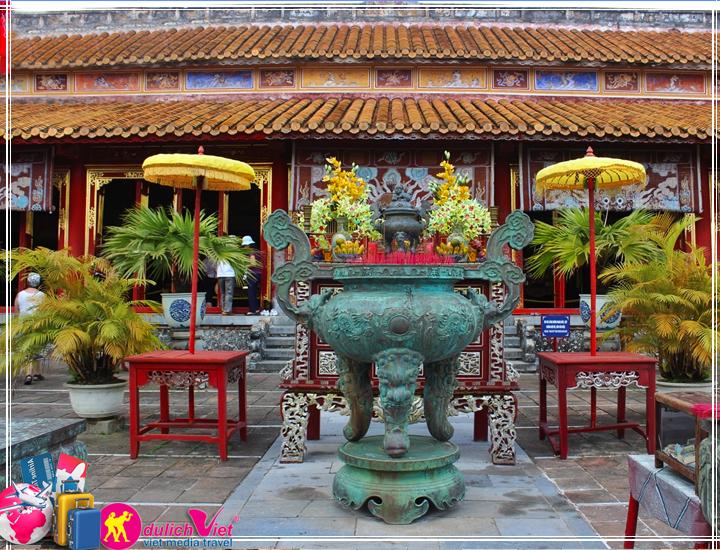 Du lịch Miền Trung - La Vang - Thiên Đường 4 ngày dịp Tết Đinh Dậu 2017